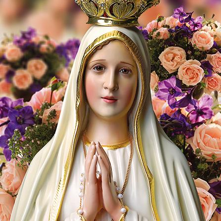 Confiança sempre em Nossa Senhora